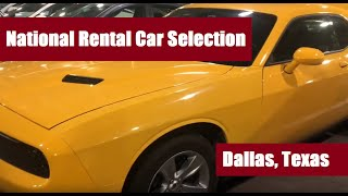 Video Search For National Car Rental