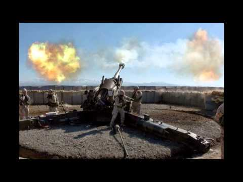 Army goes rolling along classic instrumental