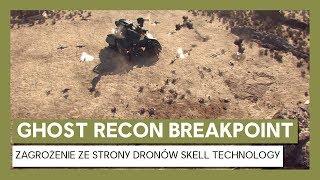Ghost Recon Breakpoint: zagrożenie ze strony dronów Skell Technology