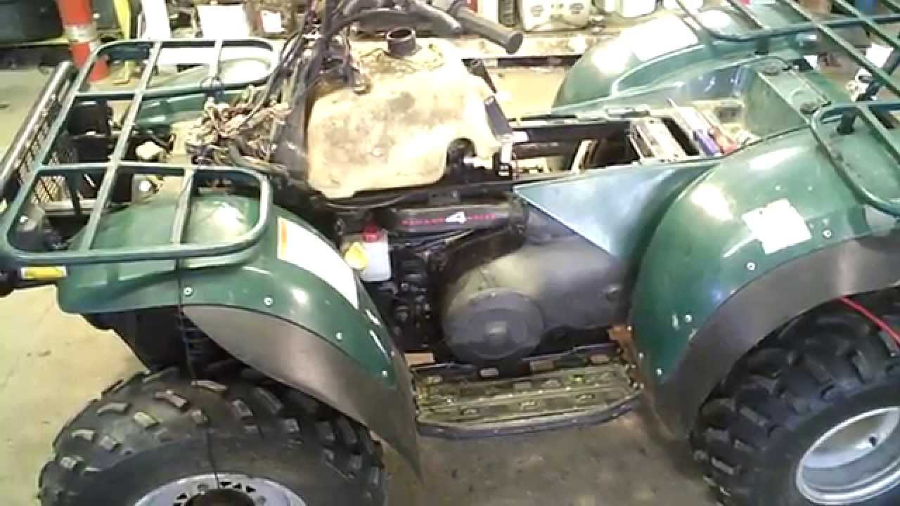maxresdefault lot 2321a 1997 polaris magnum 425 4x4 tear down for parts youtube 1995 polaris magnum 425 wiring diagram at crackthecode.co