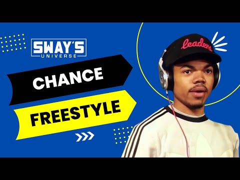 Chance the Rapper Freestyles on Sway in the Morning Show