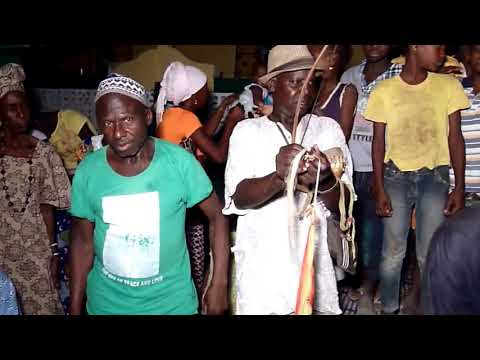 CULTURE FULBE FOULADOU GAMBIA