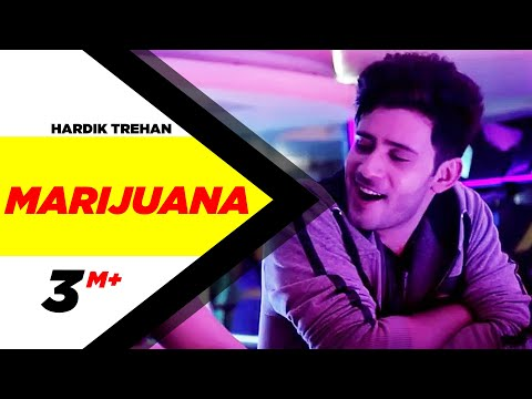Marijuana (Full Video) | Hardik Trehan | Latest Punjabi Song 2016 |Speed Records