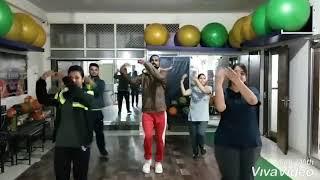 CHAMMA CHAMMA - FROUD SAIYAN - ZUMBA & DANCE CHOREOGRAPHY KOTA 9785291022