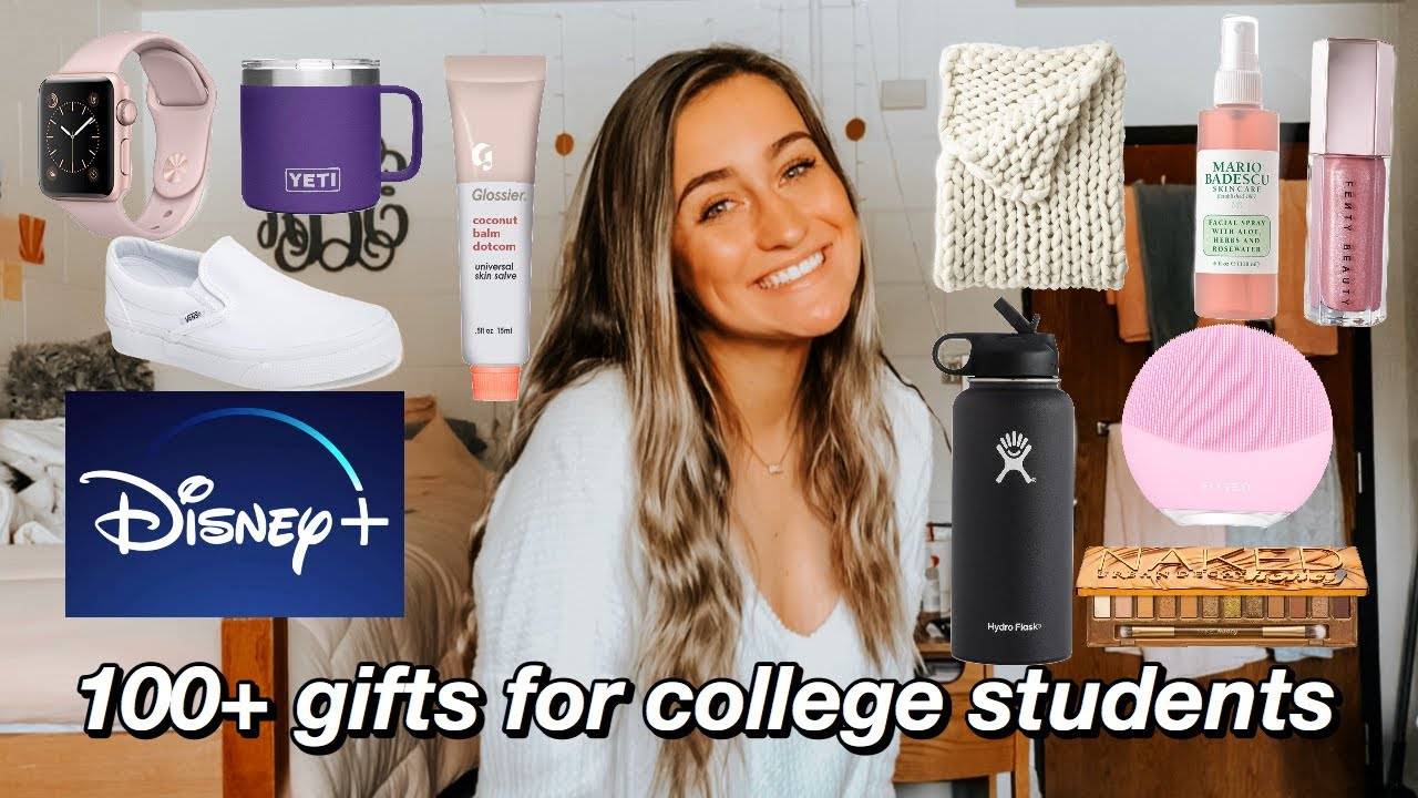 Popular Christmas Gifts 2020 For College Students 100+ Christmas gifts college students actually want   YouTube