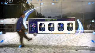 FIFA 18: Real Life FUT DRAFT CHALLENGE ft TOTYs!  😱🔥