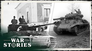 The Battle For Italy: The Mediterranean Theatre | Greatest Tank Battles | War Stories