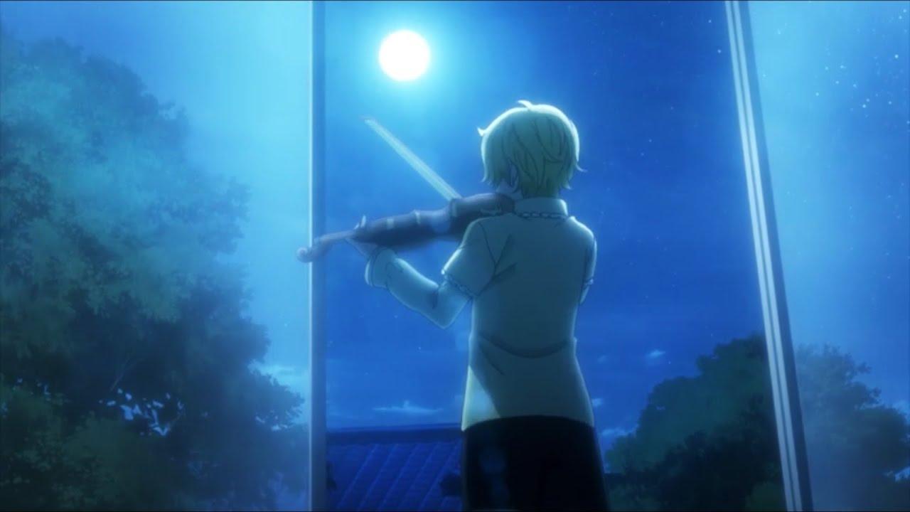 Download Fruits Basket 2nd season - Momiji's Violin
