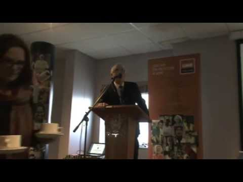 GMB - Fracking Conference - Tony Bosworth - Friends of the Earth