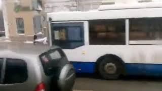 В Воронеже эвакуировали мэрию из-за ложного сообщения о бомбе