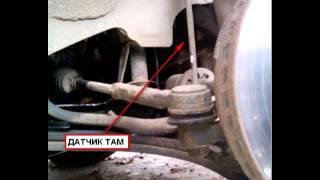 Замена датчика давления масла Chevrolet Lacetti(, 2013-10-27T13:36:52.000Z)