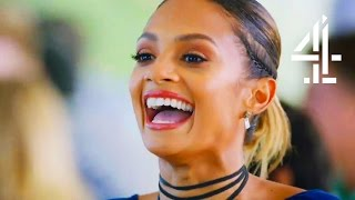 Alesha Dixon Accidentally Fed Her Ex A Scotch Bonnet Pepper  Jamie And Jimmy&#39s Friday Night Feast