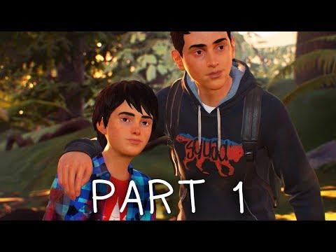 Life is Strange 2 Episode 1 Gameplay...
