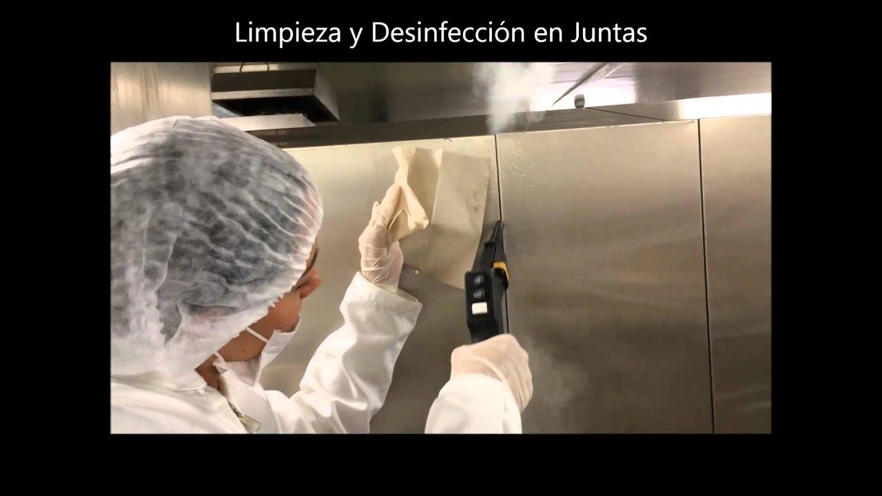 limpieza y desinfecci n planta de servicios de catering