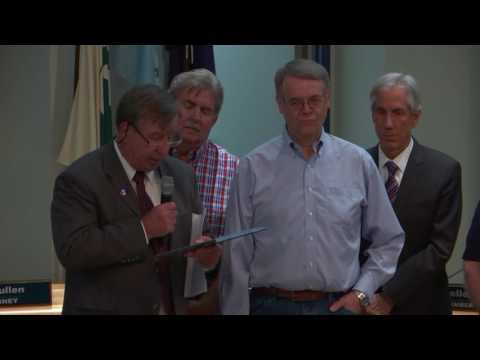 Oceanside City Council Meeting November 2, 2016 Part 2