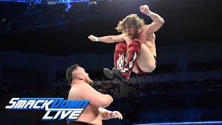 Video Daniel Bryan vs. Samoa Joe – Gauntlet Match Part 2: SmackDown LIVE, June 19, 2018 download MP3, 3GP, MP4, WEBM, AVI, FLV Juni 2018
