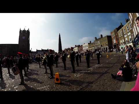 GoPro Richmond Parade for HRH The Princess Royal