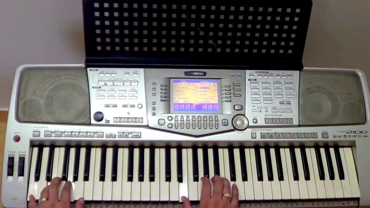 The Keel Row Electronic Keyboard Grade Initial Exam 2015 -2018 - Trinity