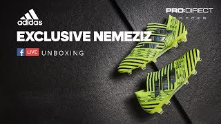 Pro:Direct Soccer | Unboxing: adidas NEMEZIZ 17 Pro:Direct Soccer Exclusive