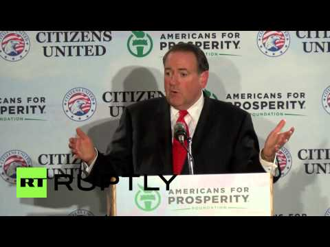 USA: North Korea has more freedom than US - Mike Huckabee