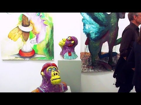 Kommunale Galerie Berlin - Art Artwork 2017 - Messe für Gegenwartskunst