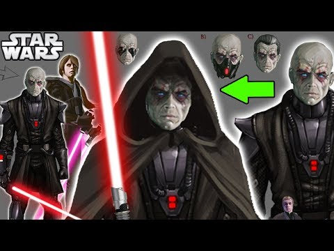 Dark Side LUKE but this time Trained by DARTH VADER at BIRTH - Star Wars Explained