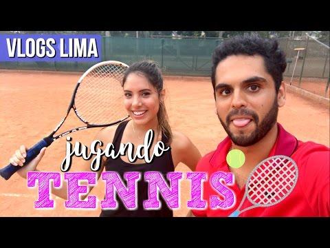 Paseando por El Callao Y Jugando Tennis!!!! | ValeriaVlogs
