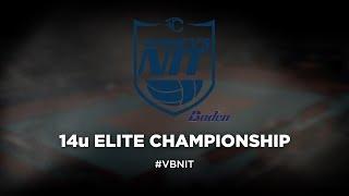 2019 VB NIT   14 Elite Championship