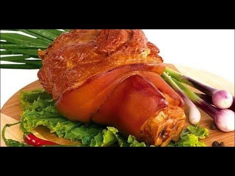 Как закоптить свиную
