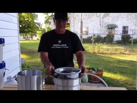 D-Stil Lite Non Electric Emergency Water Distiller