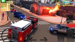 American FireFighter 2017 Android Gameplay HD