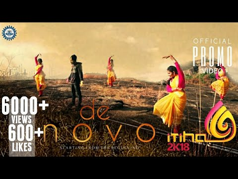 ITIHA 2K18 | Official Promo video | Rajadhani Institute of Engineering and technology Nagaroor