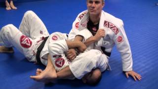 Draculino: Arm Bar from Mount Position
