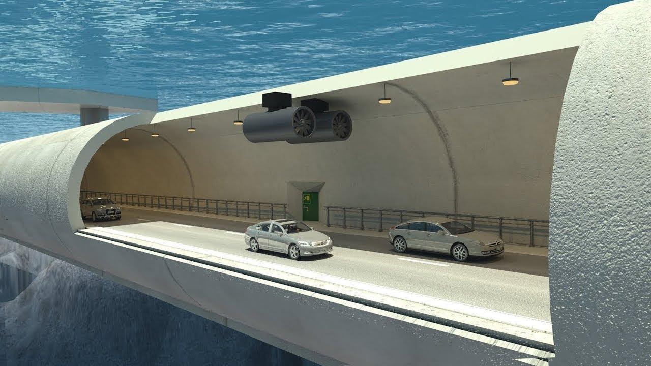 Норвегия строй първата в света подводна магистрала, на стойност 47 милиарда!