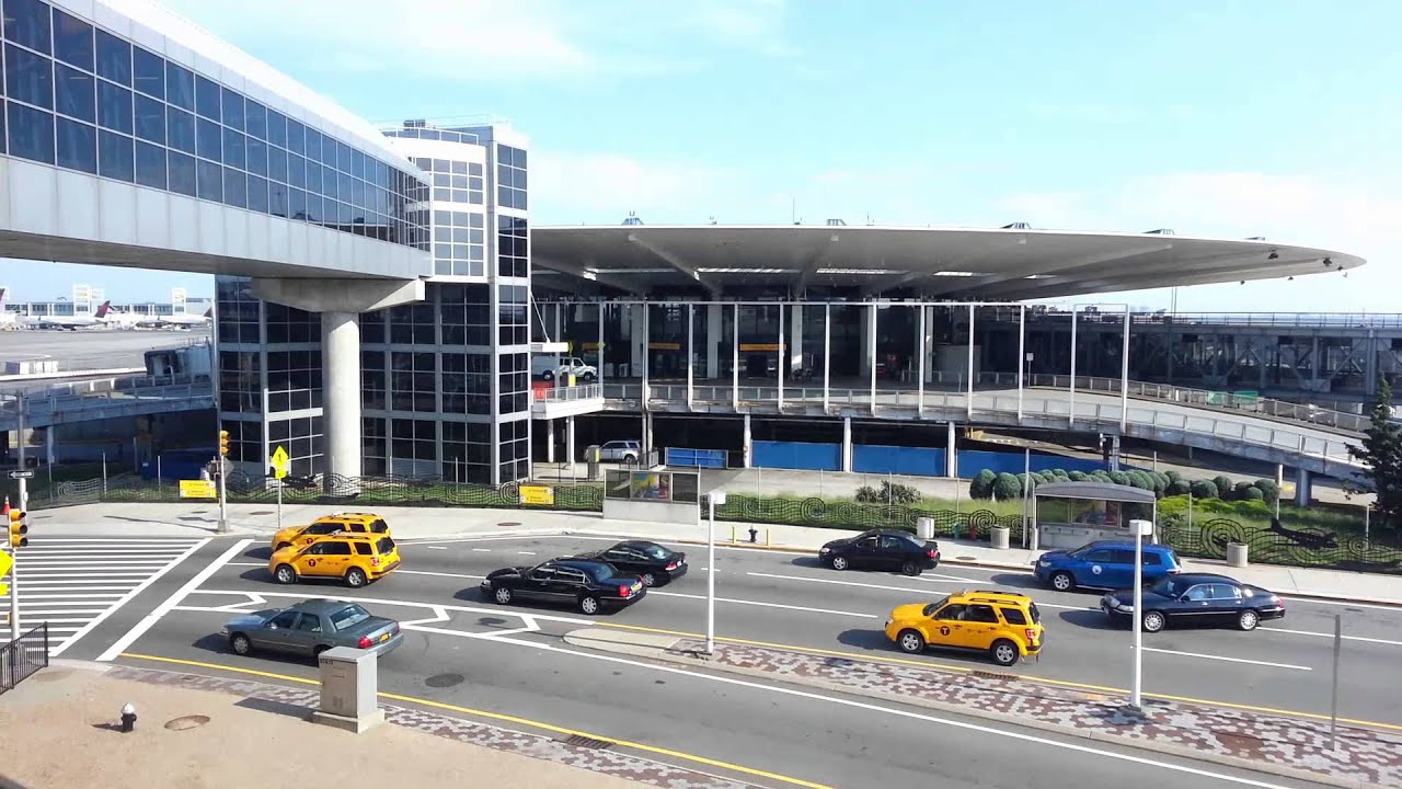 Delta Airlines New Jfk Terminal 4 Terminal 3 Now Closed