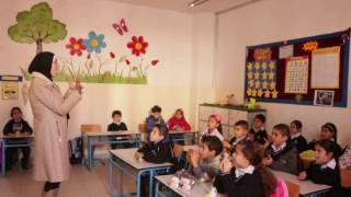 خلال حصة اللغة الفرنسية - مدارس أكاديمية ريتال الدولية