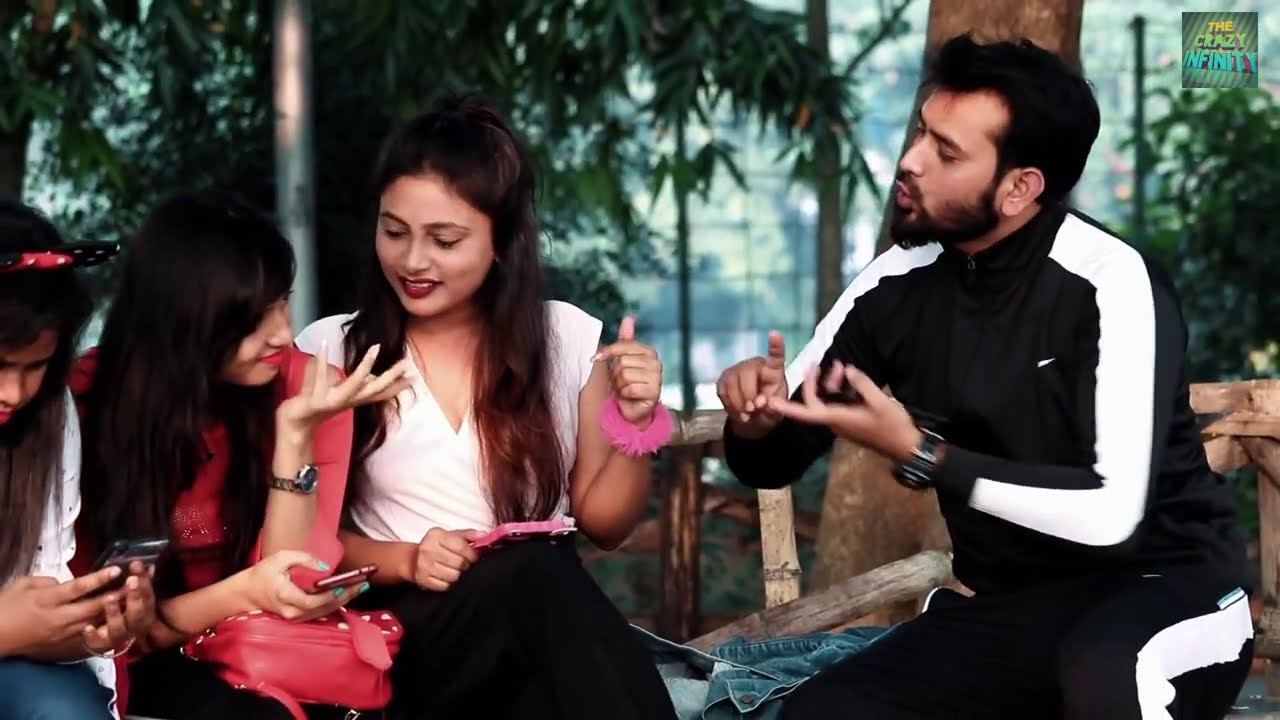 Flirting With Bong Girl| Flirting Prank In India, Comedy Prank| Flirting With Kolkata Girls| By TCI