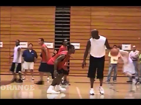 Michael Jordan Schooling O.J. Mayo ||