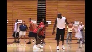"Michael Jordan Schooling O.J. Mayo || ""I'm The Great"""