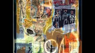 "Basquiat - GRAY - ""I wanna go back"""