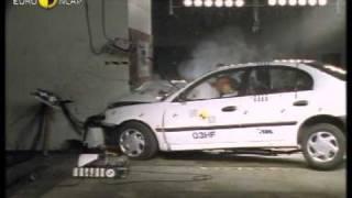 Euro NCAP | Toyota Avensis | 1998 | Crash test
