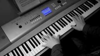 [HQ] Resident Evil 3 - Ending Theme (Piano cover + Rain)