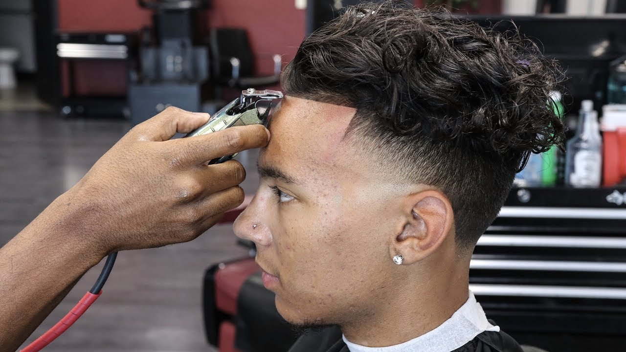 Haircut Tutorial High Taper Fade Youtube