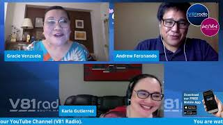 Let's Chat with Tita Gracie with Special Guests Karla Gutierrez and Andrew Fernando