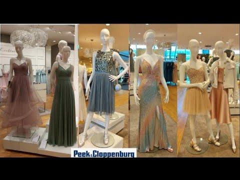 Peek & Cloppenburg Women's Party Dresses New Collection / June 2021