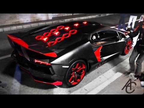 World's most bizarre Aventador? - Nimrod Lamborghini Aventador in Monaco