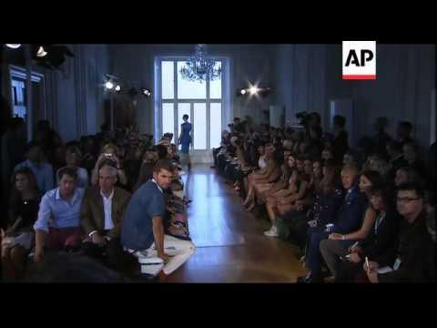 Julien Macdonald Spring Summer 2012 collection at London Fashion Week