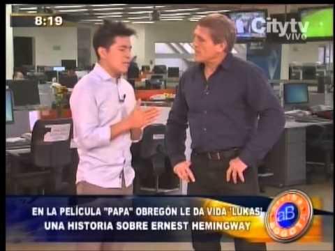 City Tv Rodrigo Obregón Colombiano completa 43 películas filmadas en Hollywood