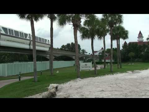 Disney's Grand Floridian Resort, Disney Vacation Club Villa Construction 7/25/11