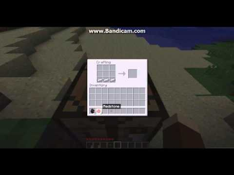 how to make a pokeball in minecraft no mods